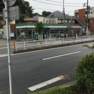 ファミリーマート港北師岡町店